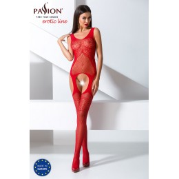 Bodystocking BS061 red