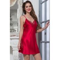 Mirabella 2070 красный, сорочка
