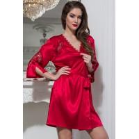 Mirabella 2073 красный, халат