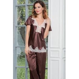 Marilin 3106 шоколад, пижама