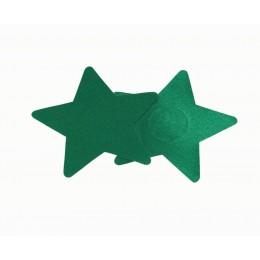 Стикини звёздочка зеленая