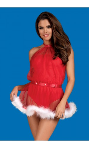 Santastic dress set